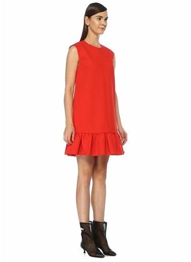 MSGM Elbise Kırmızı